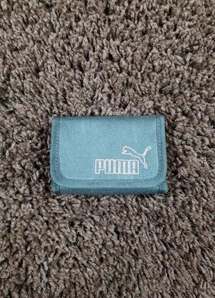 Спортивный кошелек puma оригинал спортивний гаманець пума оригінал