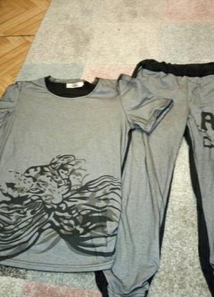 Костюм(футболка и бриджи)