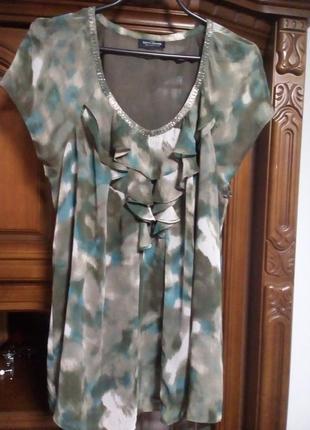 Гарна легенька блуза на підкладці \ заходьте в гості - пропонуйте ціни!