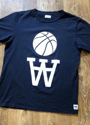 Wood wood футболка