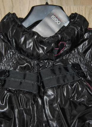 Новая осенняя утепленная курточка oggi