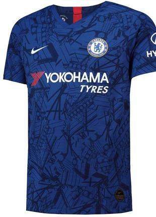 Футбольная форма челси 2019-2020 домашняя, синяя