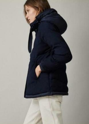 Зимняя куртка massimo dutti размер l1 фото