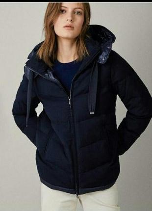 Зимняя куртка massimo dutti размер l8 фото