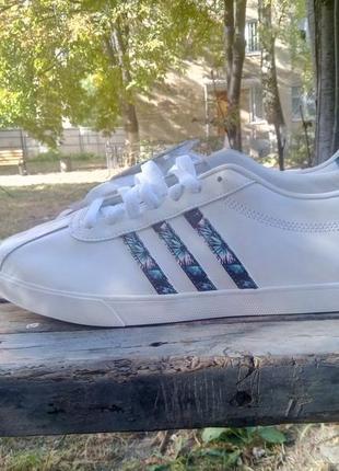 Кеды/кроссовки adidas courtset w 41 размер