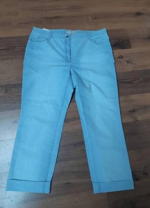 Брюки джинсы brax  р 52-54