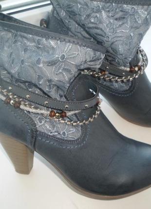 Сапоги, сапожки, ботинки 39