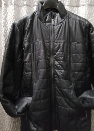 Мужская стеганная куртка, фирмы ostin, размер м