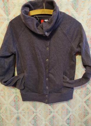 Идеальный худи под горло толтовка куртка кофта свитшот