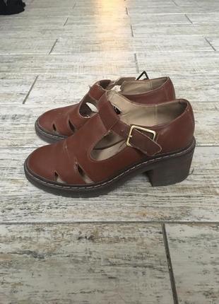 Туфли pull&bear