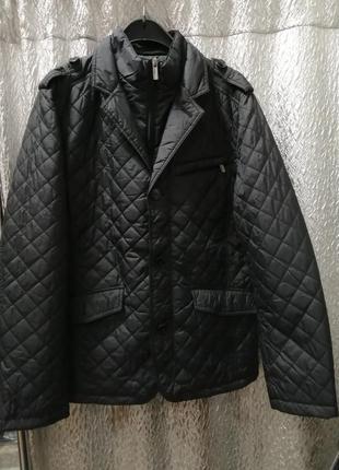 Куртка пиджак стеганная, фирмы ostin, размер l