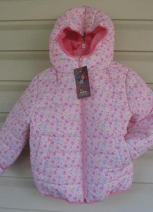 Стеганная курточка для мальчика и для девочки