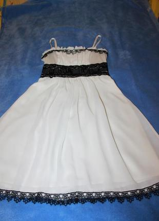 Красивое коктельное платье