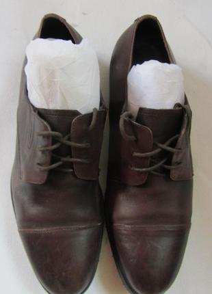 Демисезонные туфли 42