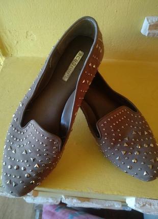 Брендовые лодочки балетки туфельки