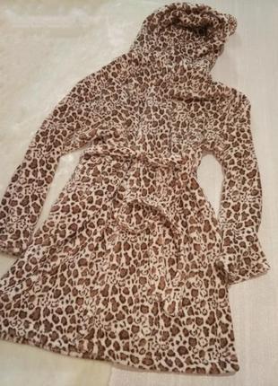 """Женский халат """"леопард"""""""