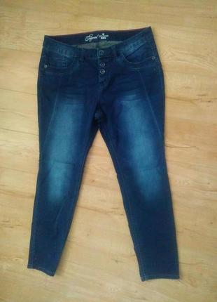 Брендові джинси  стрейч  від tom taylor