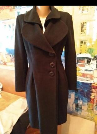 Нереально крутое шерстяное пальто!