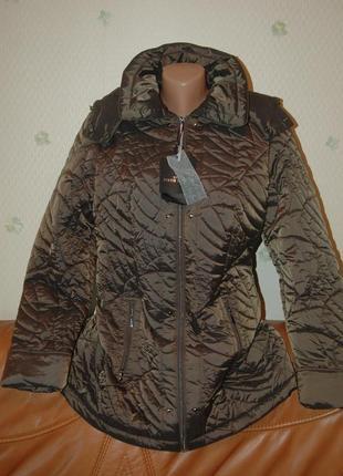 Куртка c&a - стеганная деми