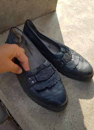 Фірмені ,🔥🔥100% шкіра туфлі 💣💣💣