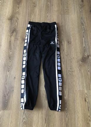 Спортивные брюки штаны erima с лампасами