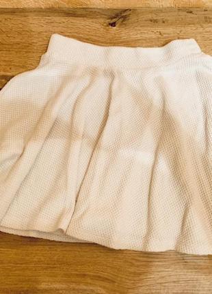 Мини юбочка расклешенная