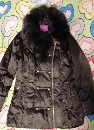 Курточка тепла