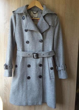 Оригинальный плащ, тренч, тренчкот , легкое пальто burberry