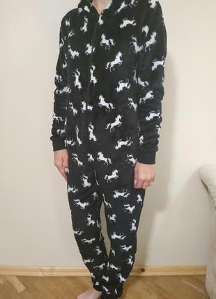 Кигуруми, пижама, домашний костюм на размер m new look