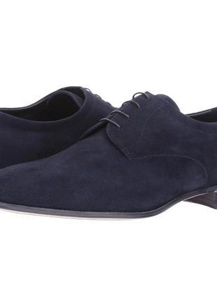Туфли дерби luxury бренда a. testoni