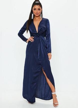 Шикарное вечернее платье missguided