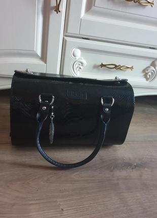 Кожаная сумка venison