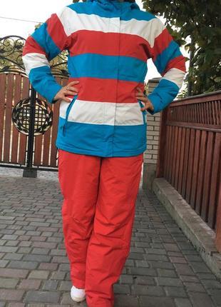 Лыжный костюм крутой
