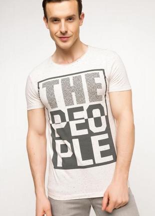 Мужская футболка defacto одежда турция 236