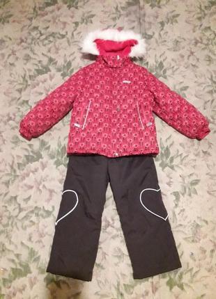 Зимний комплект (костюм)