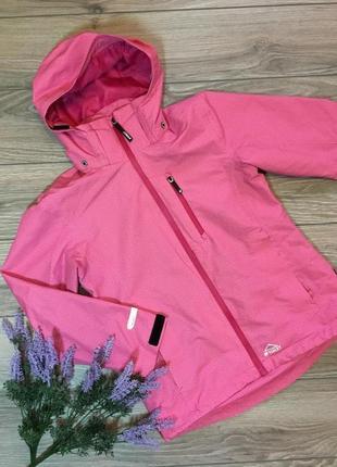 Спортивная куртка ветровка mc kinley рост 150