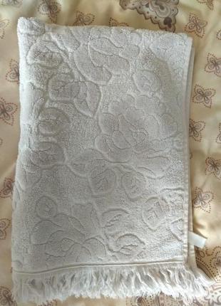Отличное очень плотное полотенце english home