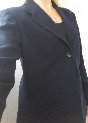 Темносиній піджак
