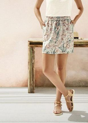 Отличная, летняя юбка esmara. размер 40 евро