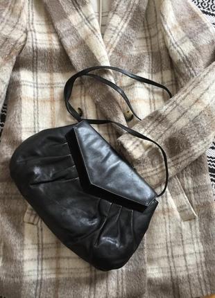 Стильна сумка/клатч в стилі 80-х