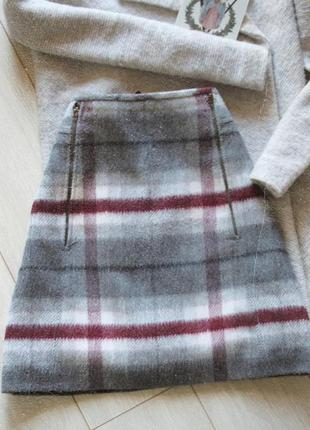 Клетчатая мини-юбка tommy hilfiger 🌿