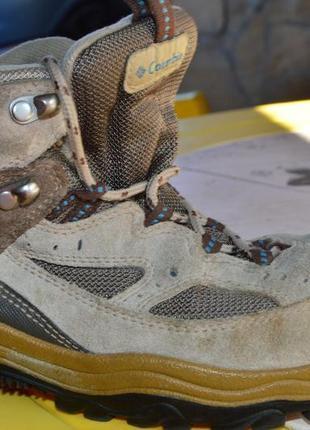 Деми ботинки columbia 38 размер