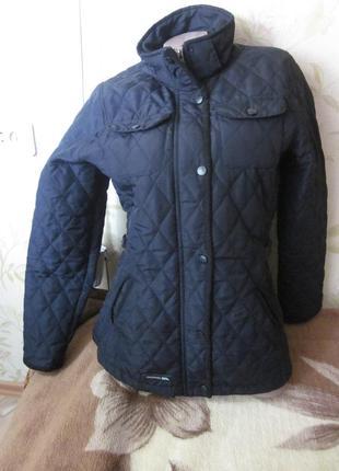 Модная стеганая куртка с термоутеплением ,trespass
