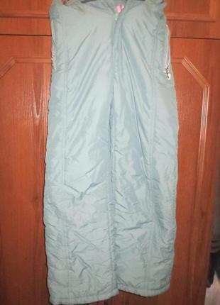 Лыжные штаны р.140