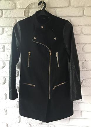 Пальто косуха