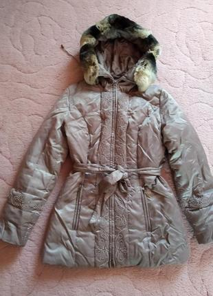 Зимняя куртка snow beauty.