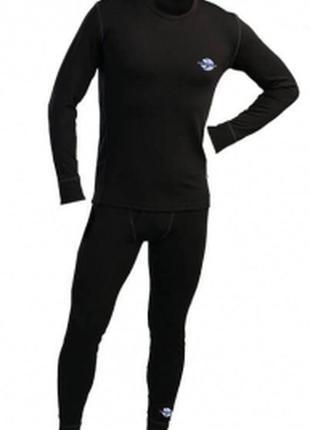 Stimma комплект термобелья черный мужской