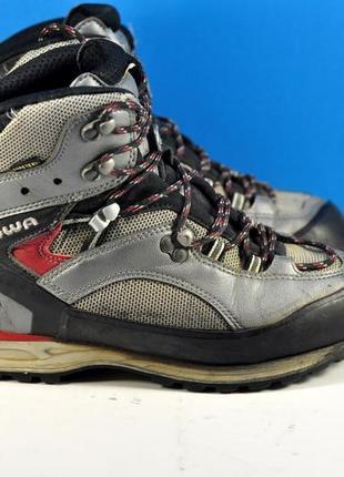 Ботинки треккинговые lowa vajolet gore-tex р-р. 38.5-39-й (25 см)