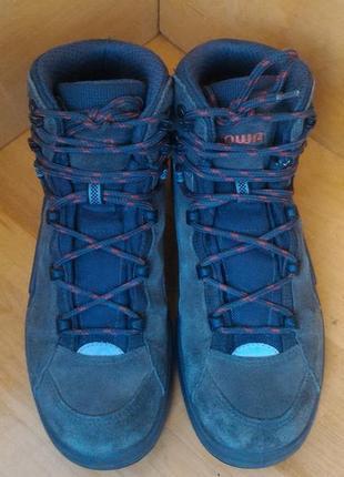 Ботинки треккинговые lowa kodi+gore-tex р-р. 39-й (25 см)