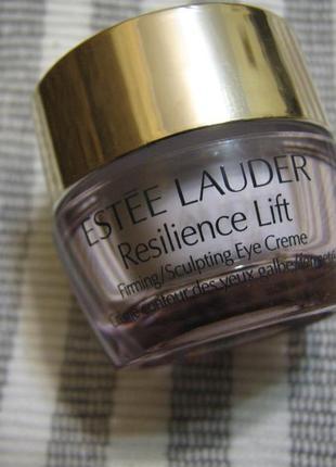 Лифтинговый крем вокруг глаз estee lauder resilience lift firming sculpting eye cream 5 мл